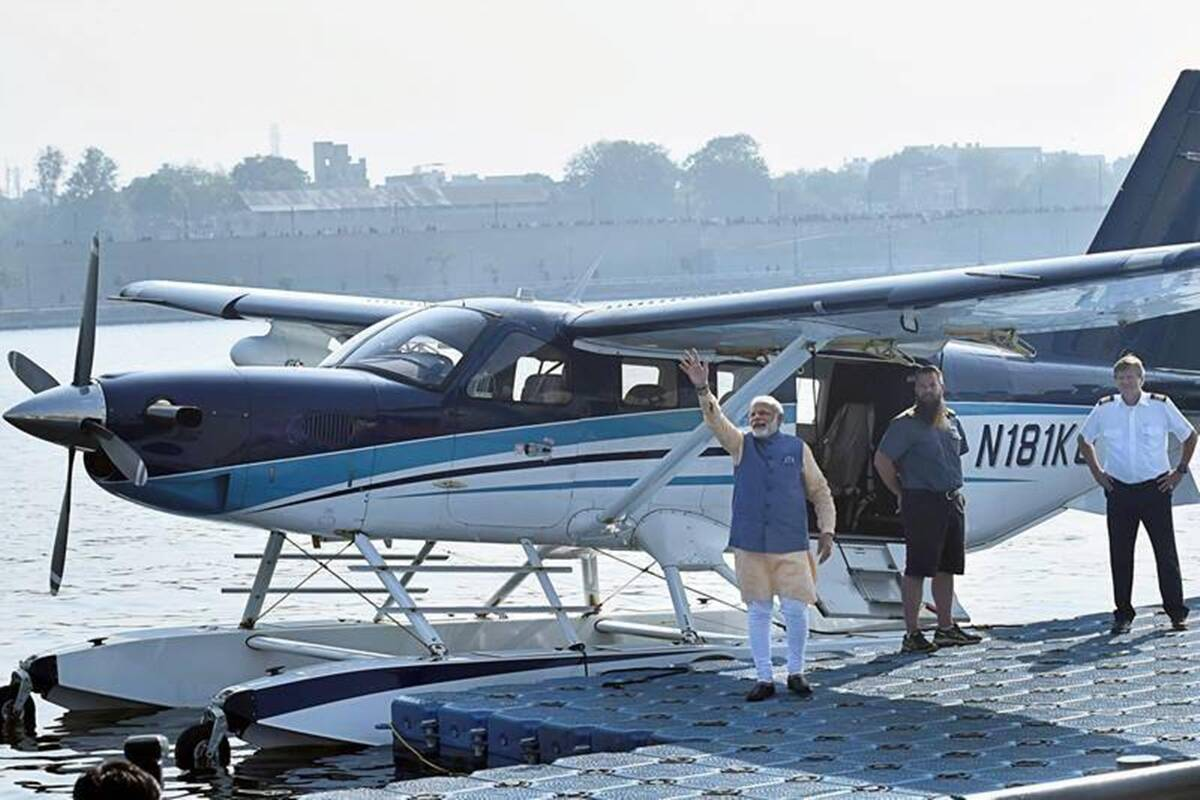 Seaplane service in India: Govt eyes creation of pan-India network with airlines; Check routes, key details