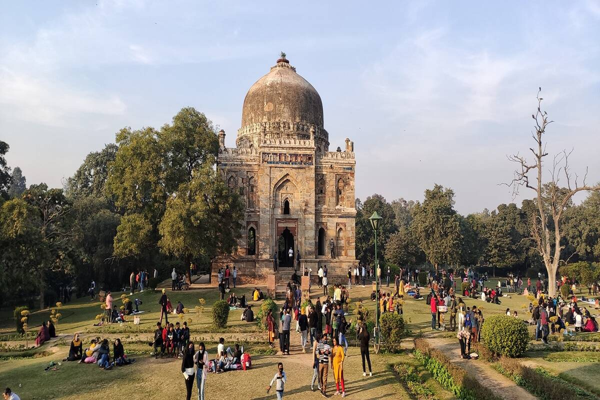 A walk down Dilli's lanes: The city can boast of a long and rich past