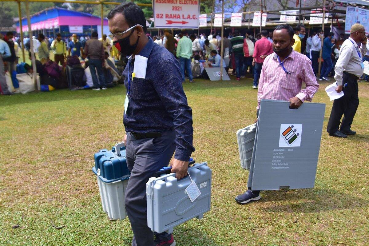 Assembly Election Results 2021: How to check election results on ECI website and app
