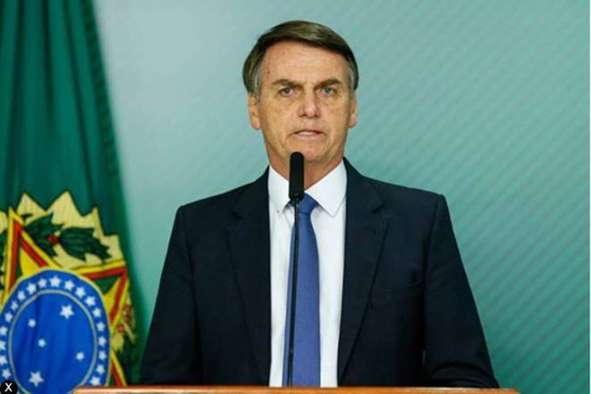 Believing Bolsonaro: Brazilian president commits to action on climate even as his record on the Amazon rainforests belies his talk