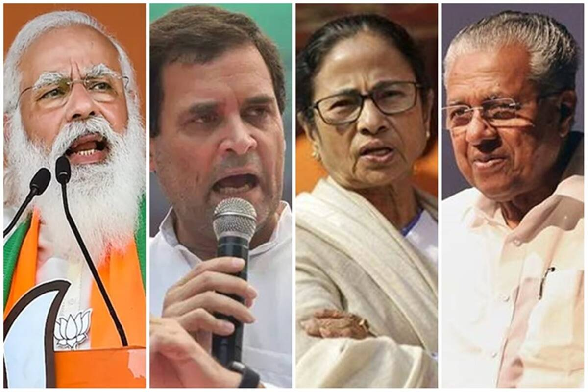Exit Poll Results 2021 LIVE: Can BJP win Bengal, retain Assam? DMK hopes to return in Tamil Nadu, Left in Kerala – Exit polls shortly