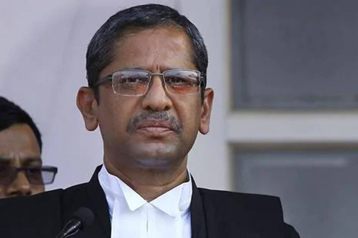 From farms to Chief Justice of India: CJI-designate NV Ramana and the big challenges ahead of him