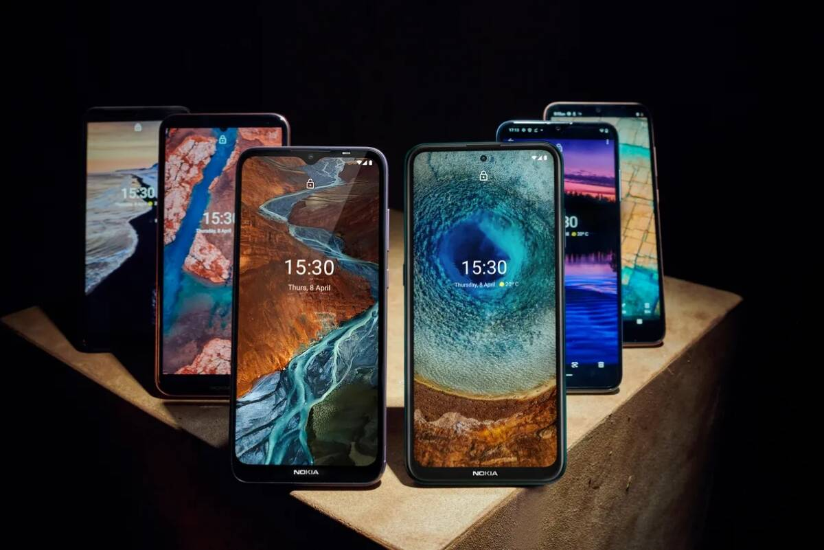 HMD launches six new Android phones, promises up to three years of major OS updates on select models