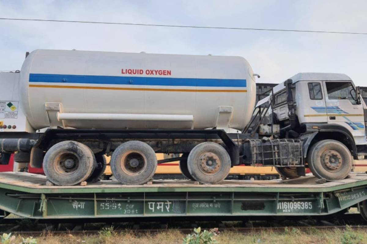 Indian Railways' Oxygen Express continues transporting life-saving gas on mission mode; details