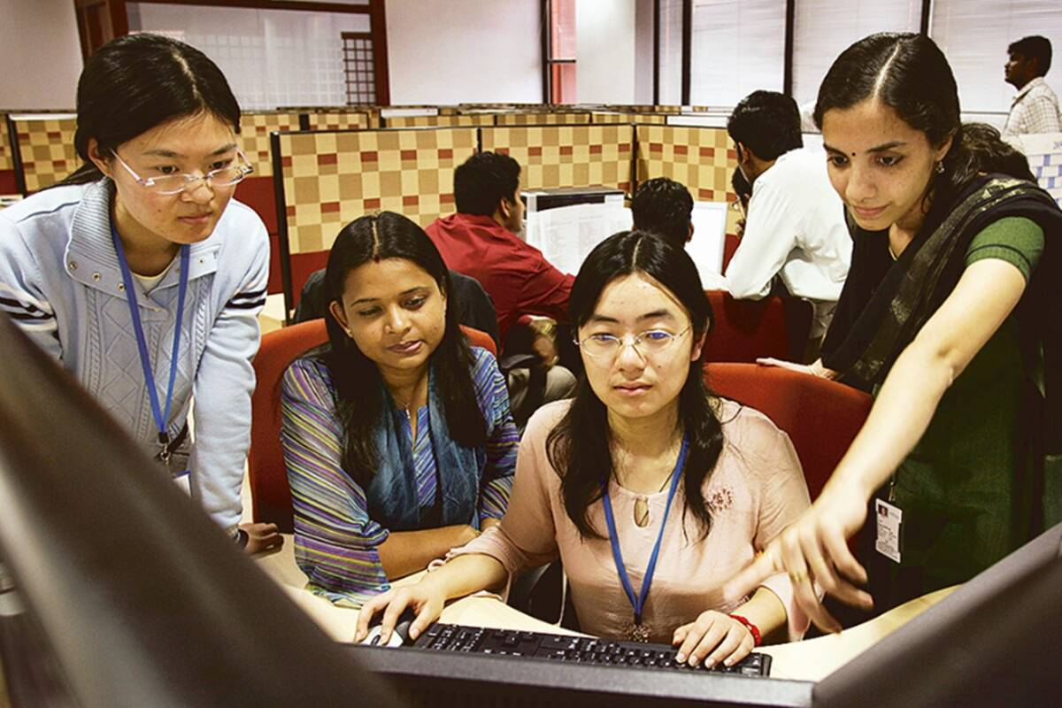 IT Sector: Q4FY21 preview- A robust fourth quarter in offing