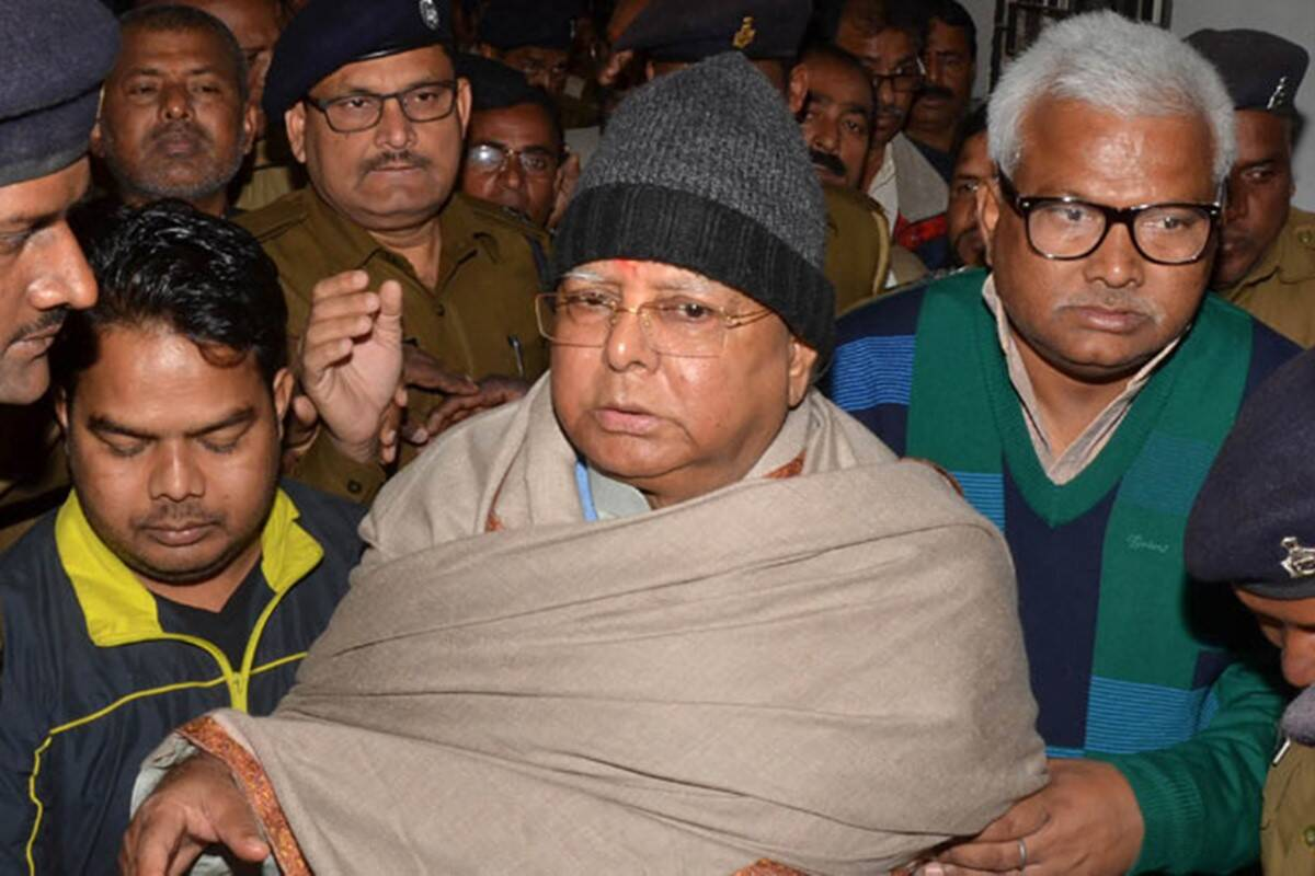 Lalu Yadav gets bail in fodder scam case; to be released from jail
