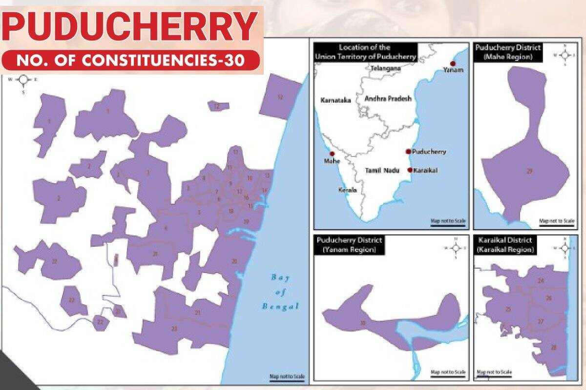 Puducherry Election Exit Poll Result 2021: Exit poll result, date, time – All you want to know