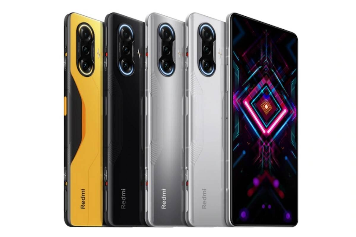 Redmi's first gaming phone has retractable shoulder buttons, JBL speakers and a Bruce Lee-inspired special edition