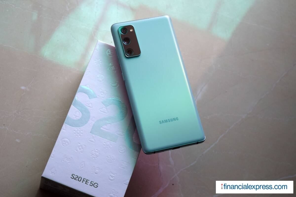 Samsung Galaxy S20 FE 5G review: More value than OnePlus 9