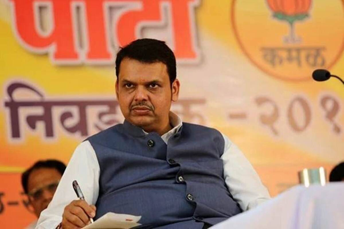 Shiv Sena MLA: Want to put coronavirus in Devendra Fadnavis' mouth