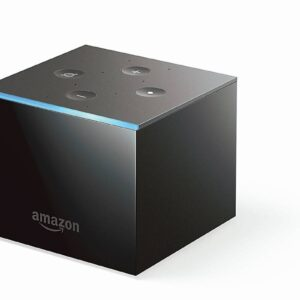 Amazon Fire TV Cube: Home entertainment gets new voice