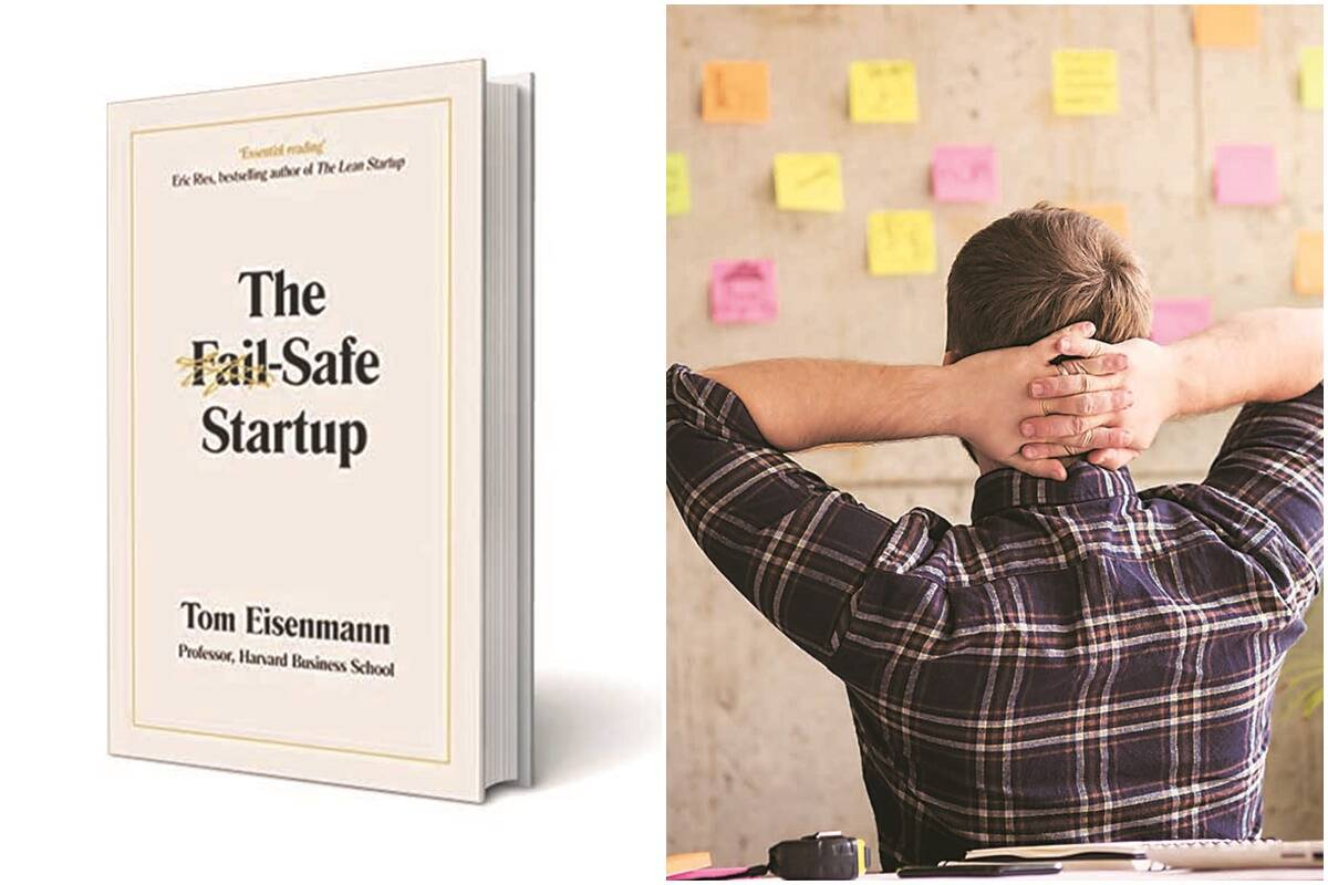 Book Review: The Fail-Safe Startup by Tom Eisenmann