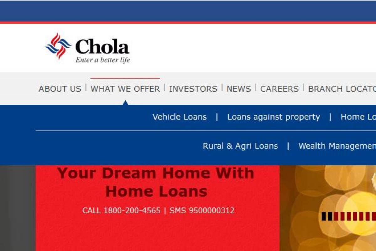 Chola PAT soars 470% to Rs 243 cr