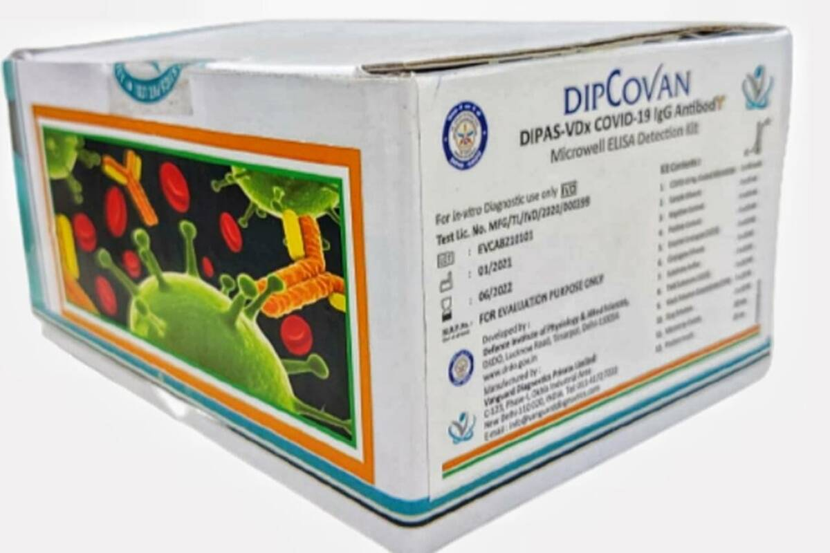 DRDO responds to questions on 2-DG's efficacy; Also launches Antibody Detection Kit for COVID-19