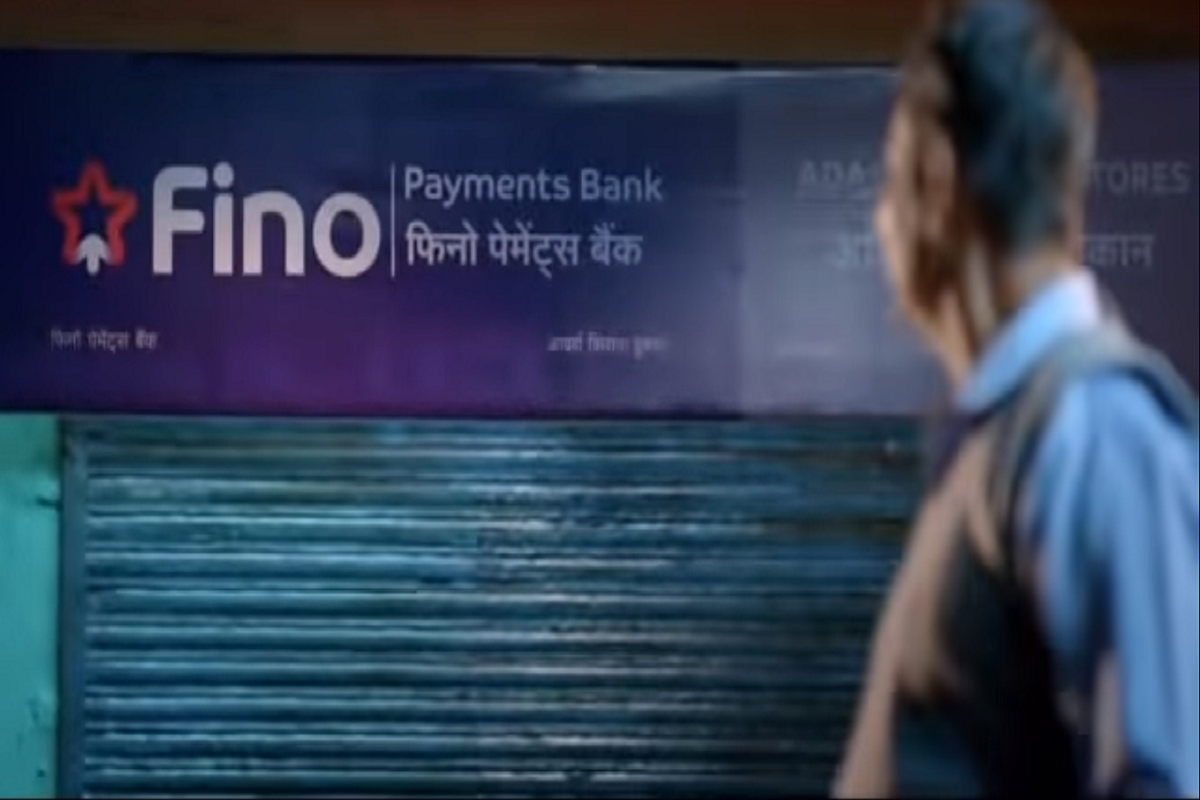 Fino Payments Bank goes live with enhanced deposit limit of Rs 2 lakh for MSMEs, small traders, others