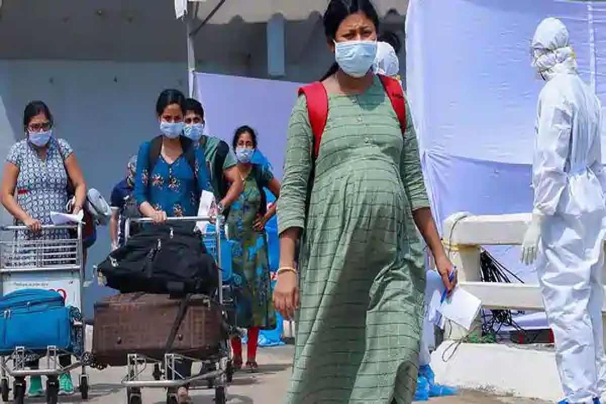 India may soon allow Covid-19 jab for pregnant women, but where are the vaccine stocks?