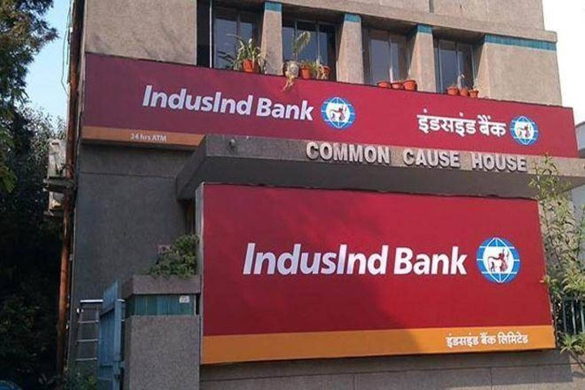 IndusInd net soars 190% on healthy interest income, lower provisioning