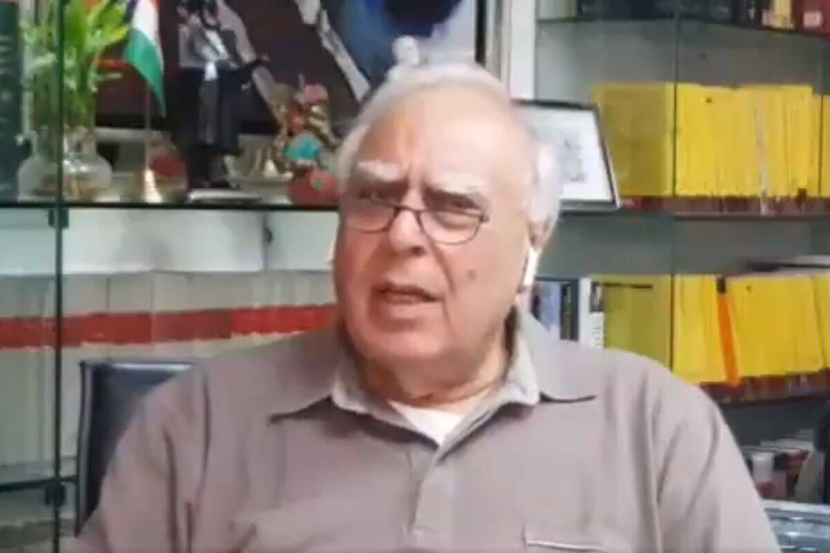 Kapil Sibal says not right time to comment on Congress' drubbing in polls; sticks to his Goliath remark on Modi