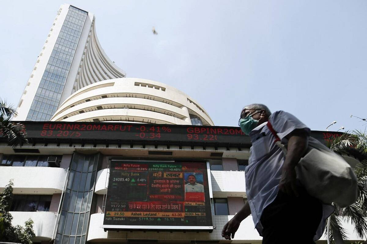 Market LIVE: Sensex, Nifty stare at gap-down start; Moody's slashes India's FY22 GDP forecast