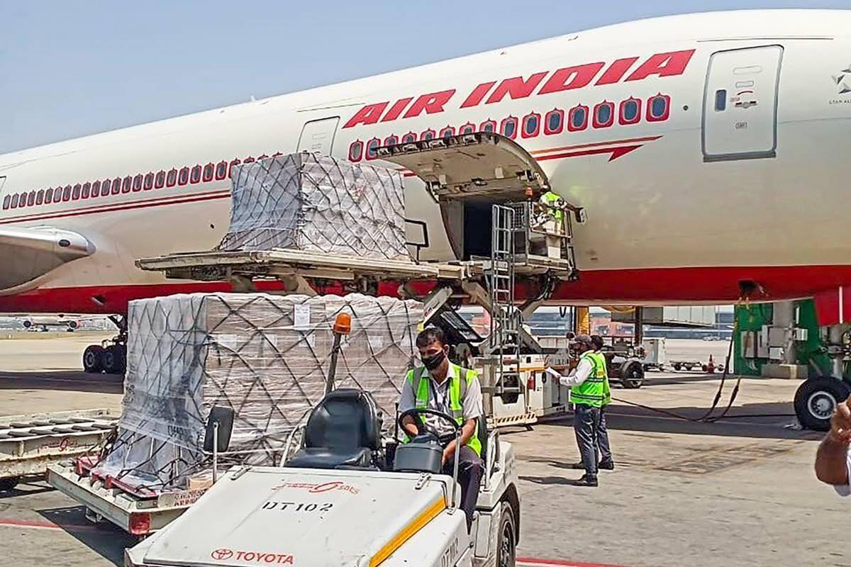 More French aid to arrive in India to fight COVID-19