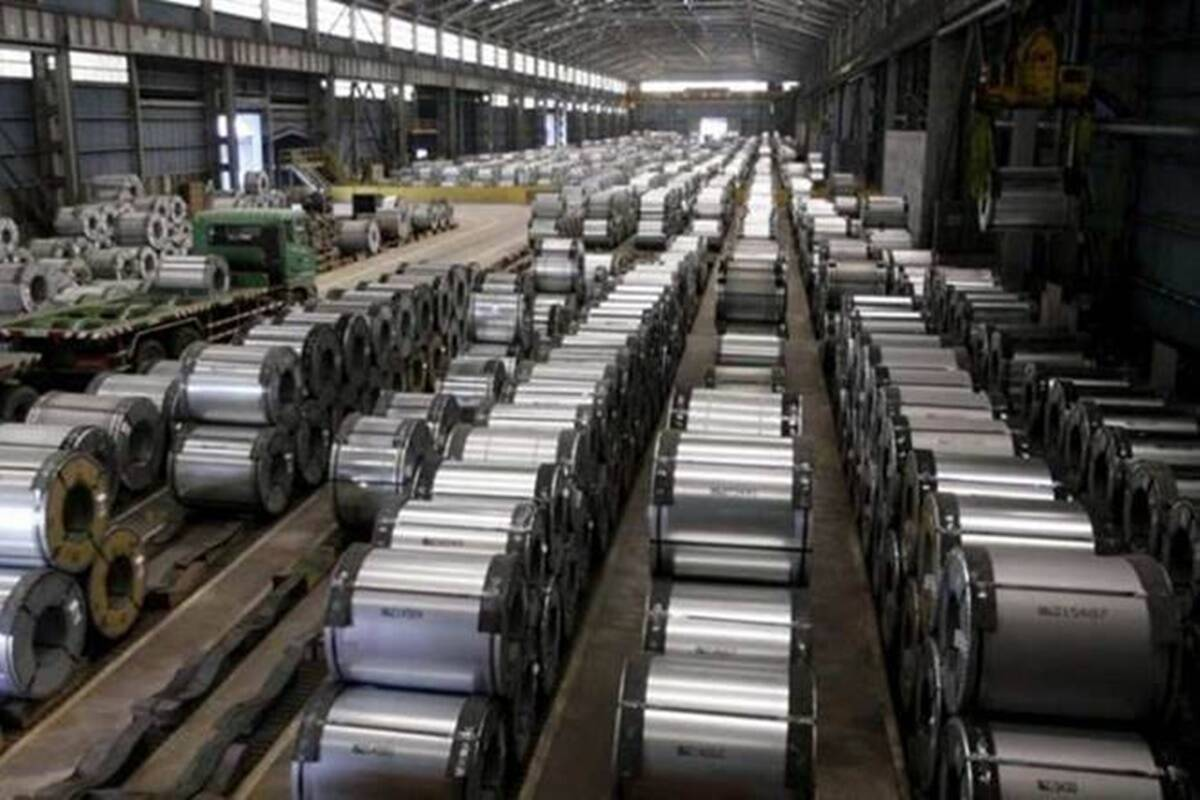 Steel prices at historical highs despite Covid