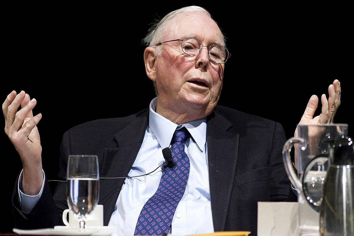 Tesla at $1 trillion or Bitcoin at $50,000: Berkshire Hathaway's Charlie Munger doesn't know what's worse
