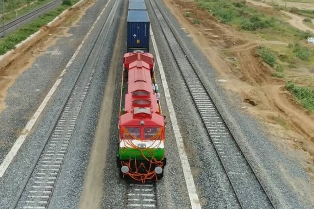 WDFC to change face of railway logistics
