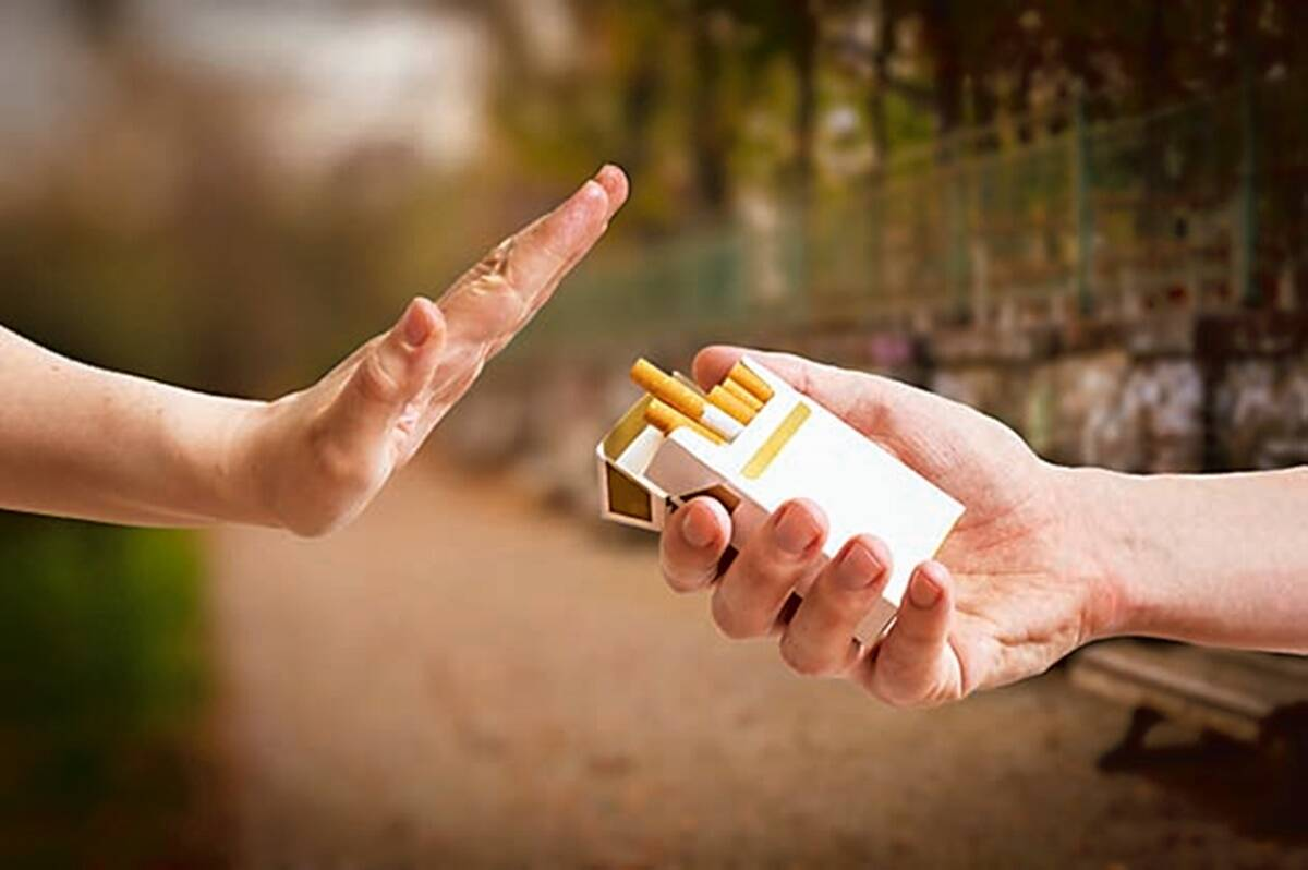 World No Tobacco Day: Ways to quit tobacco or smoking in a natural way
