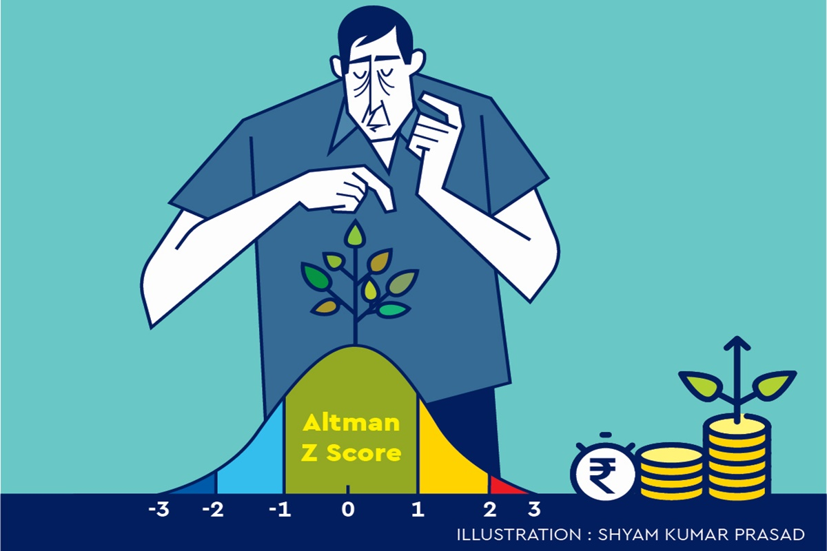 Your Money: Use Altman Z score to sniff out bankruptcy potential