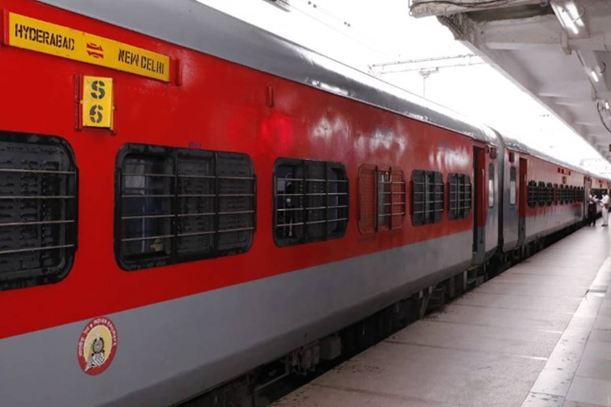 Amid COVID-19 pandemic, Indian Railways caught 27 lakh ticketless passengers travelling on trains in 2020-21