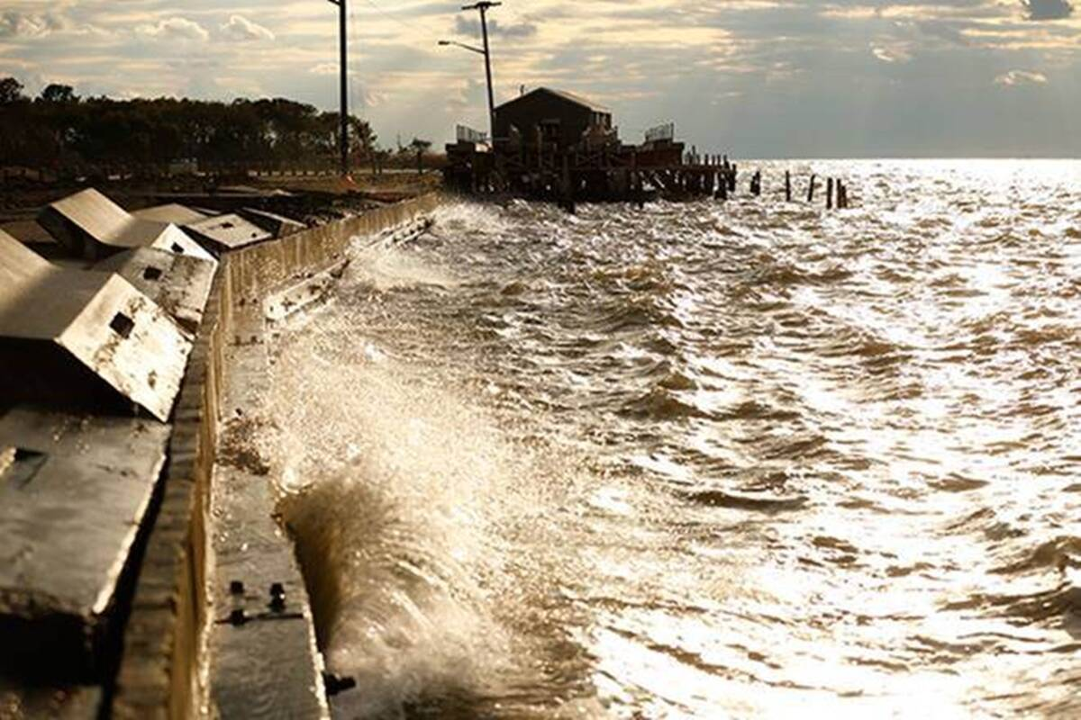 Climate change: Rising sea levels could cause major coastal erosion in Lakshadweep islands by 2030