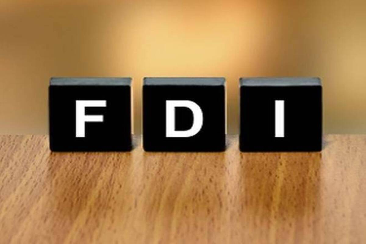 Gross FDI inflows jump 38% in April, FDI in equity surges by 60%