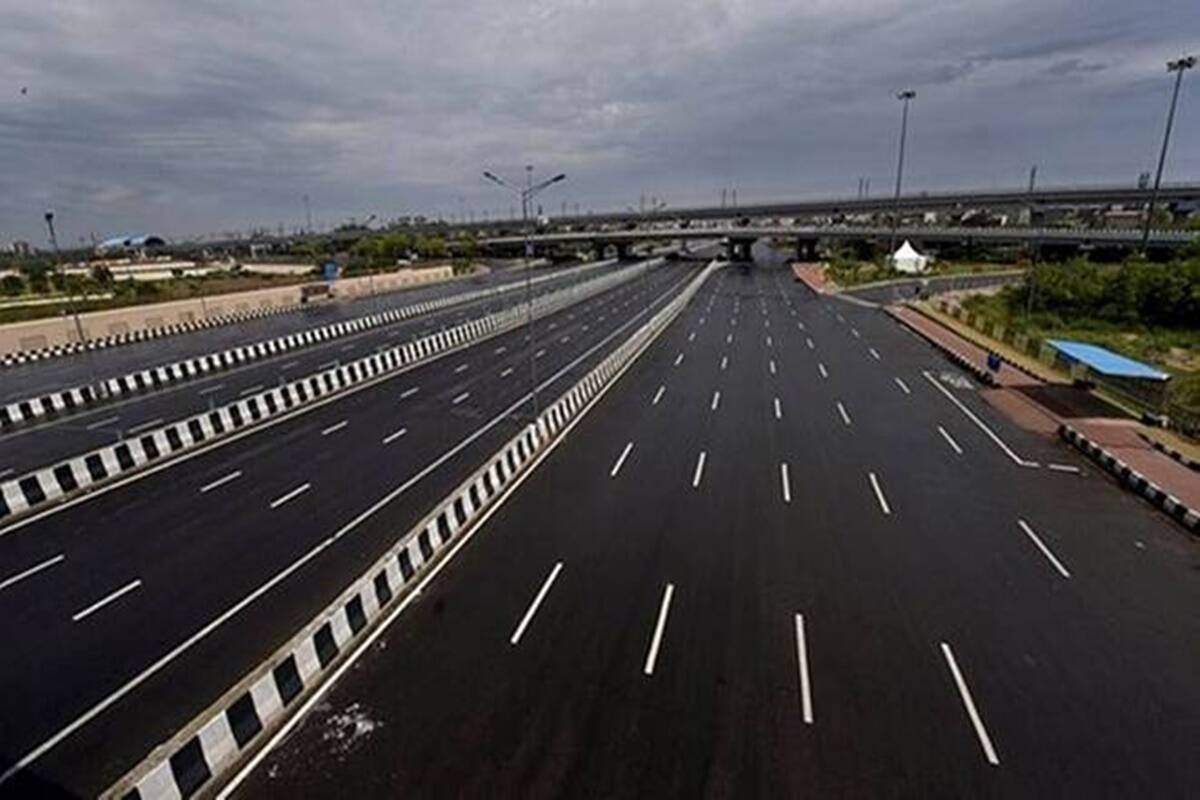 Highway construction target raised manifold; to construct 40 km roads per day