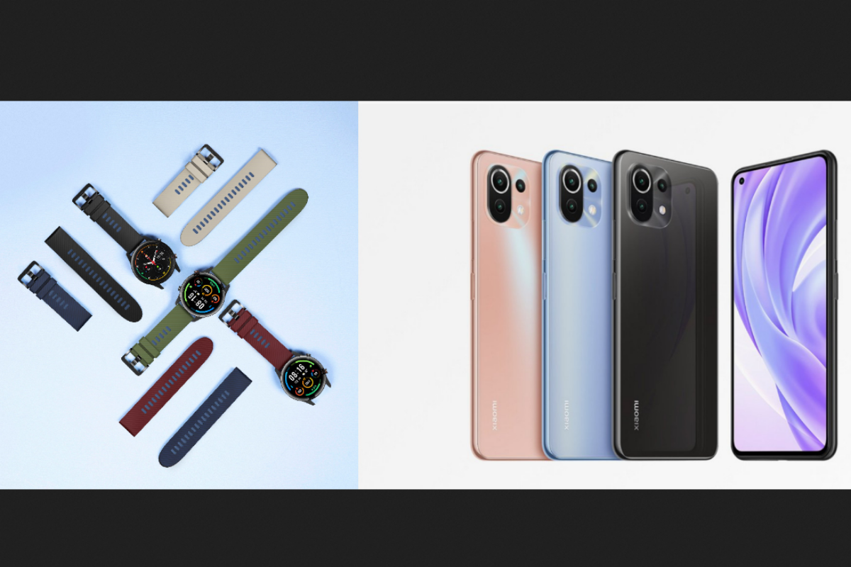 Mi 11 Lite with slim and light design, Mi Watch Revolve Active with SpO2 tracking launched in India: specs, price, other details
