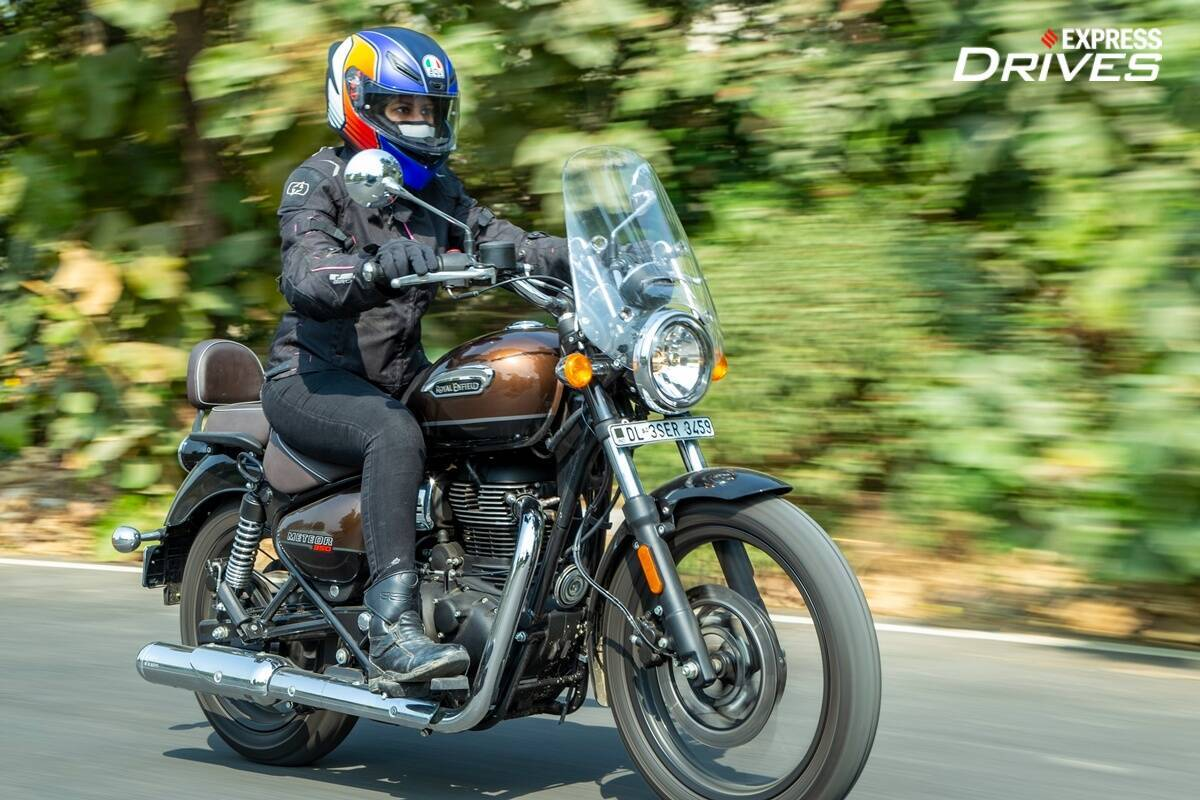 Royal Enfield Meteor 350: A fine motorcycle, but is it RE's best?