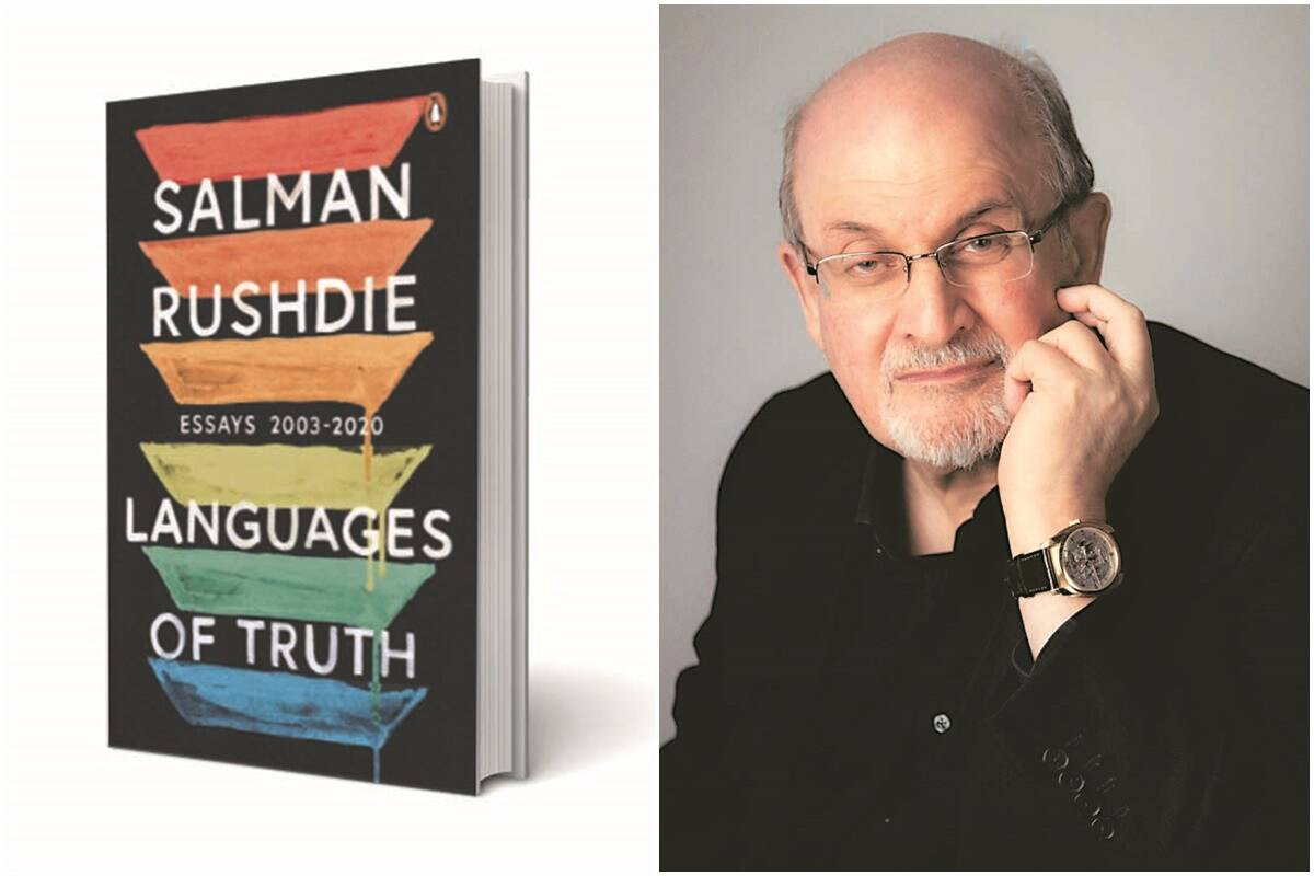 The story behind a story | Book Review: Languages of Truth by Salman Rushdie