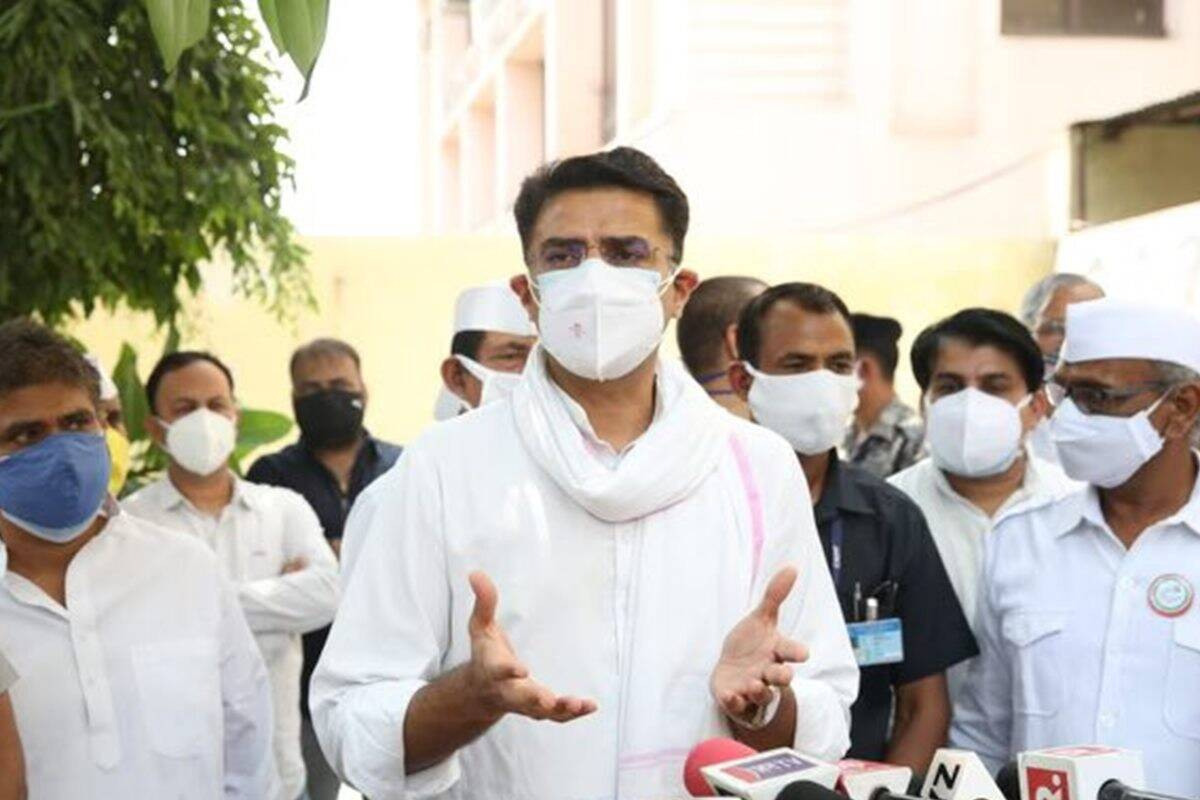Who after Scindia, Prasada? What Sachin Pilot said on BJP leader's claim on next Congress exit