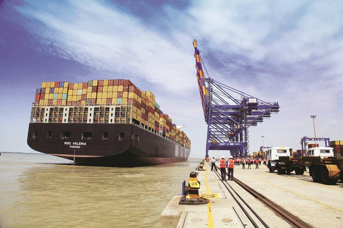 Adani Ports & SEZ Rating 'Buy'; Firm largely insulated from Group entities