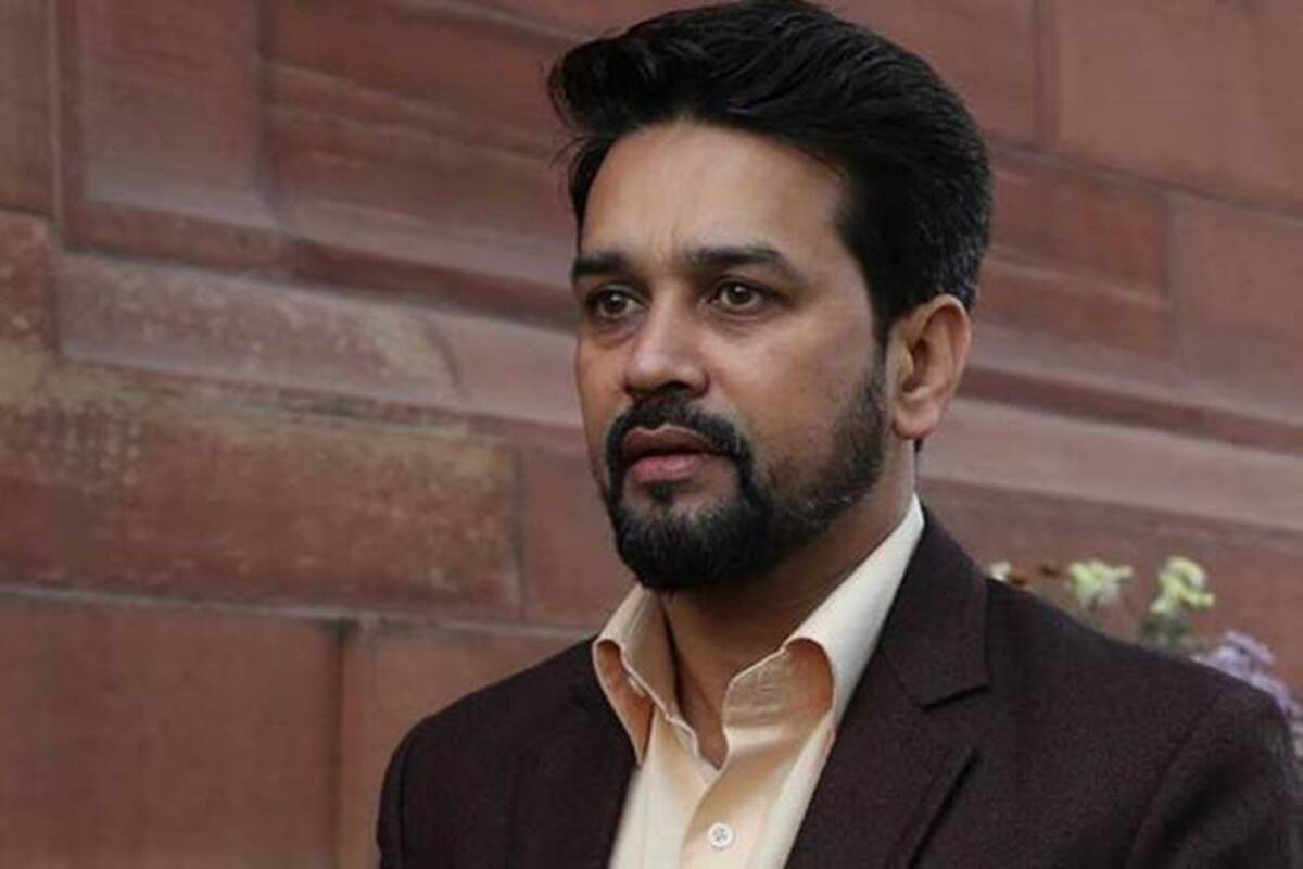 Anurag Thakur is the new Minister of Information and Broadcasting
