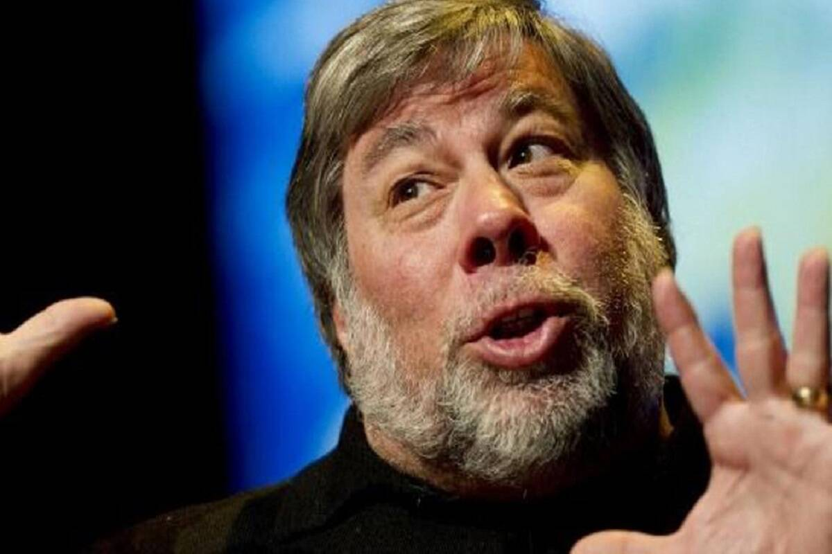 Apple cofounder Steve Wozniak: Bitcoin is better than gold, a miracle of technology