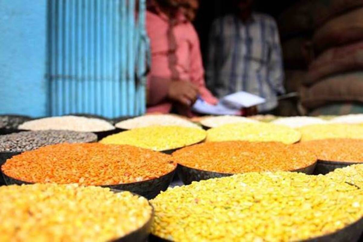Govt imposes stock limits for pulses to cool rising prices