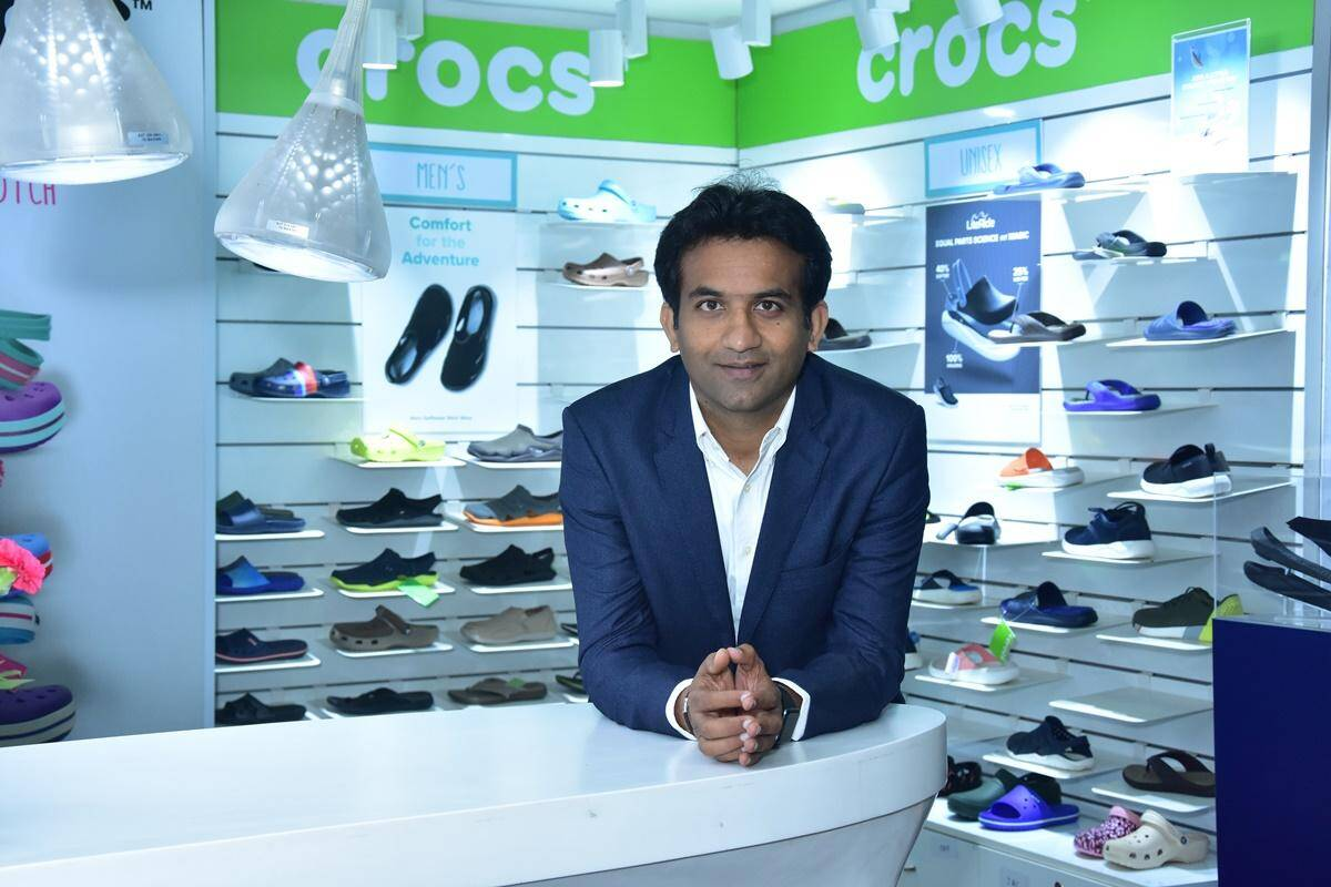 Interview: Sumit Dhingra, VP and GM, India and Southeast Asia, Crocs