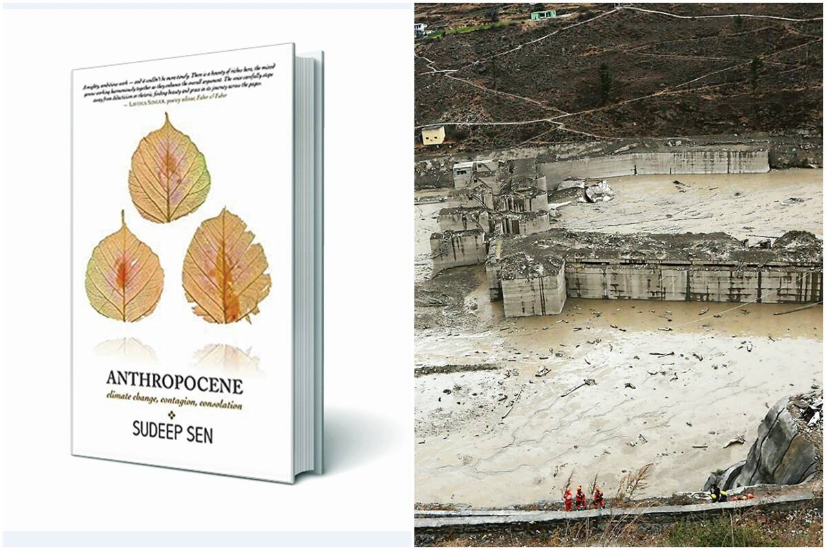 Life in Verse | Book Review — Anthropocene: Climate Change, Contagion, Consolation by Sudeep Sen