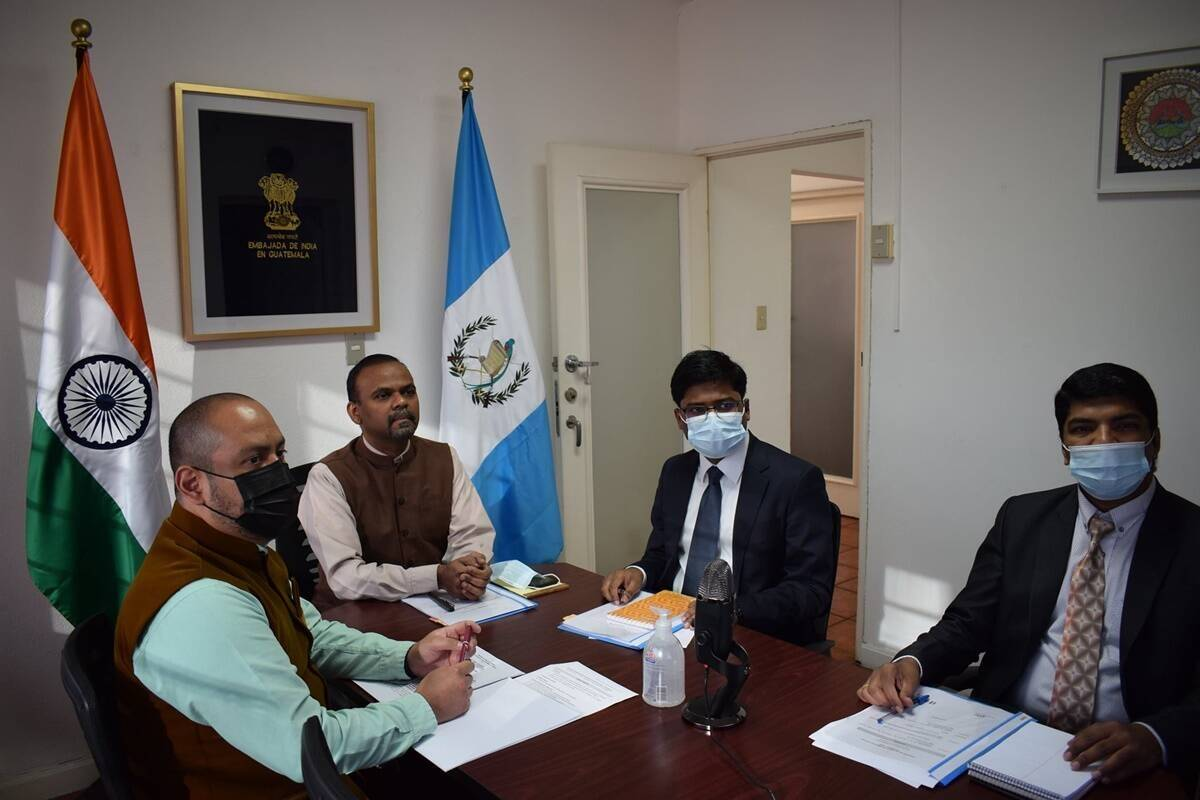 MoS in Guatemala and the Caribbean nations: Deeper defence and trade cooperation on the agenda