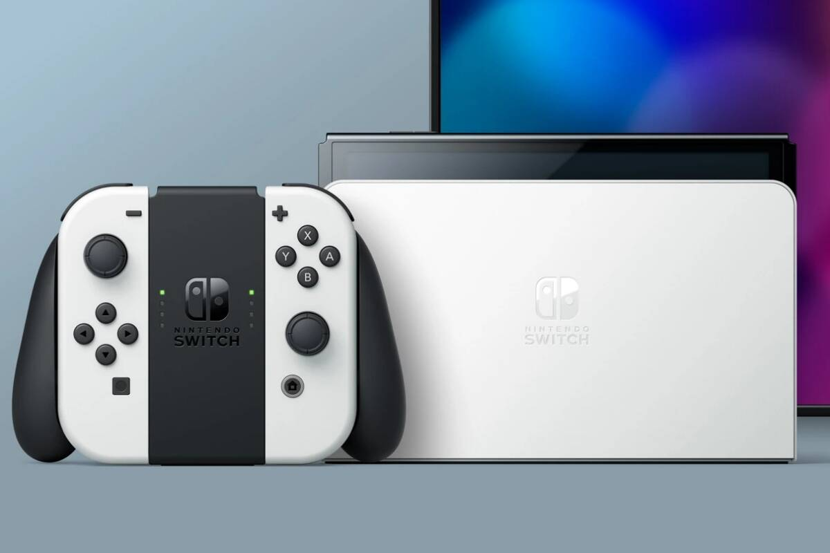 Nintendo Switch 2021 refresh brings OLED display, wide adjustable stand and enhanced audio: Price, availability and everything to know
